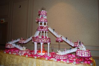 Kurdish Wedding Cake